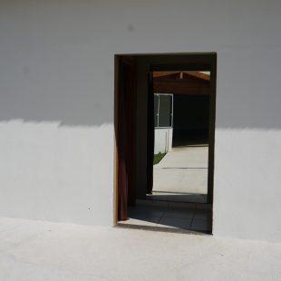 Piscina e Banheiros externos 11