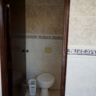 Piscina e Banheiros externos 17