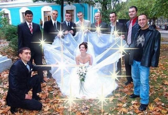As 12 Piores Fotos de Casamento de Todos os Tempos 3
