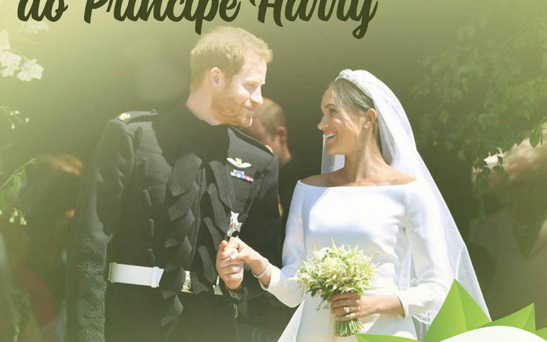 Inspiração: Casamento Real do Príncipe Harry 2