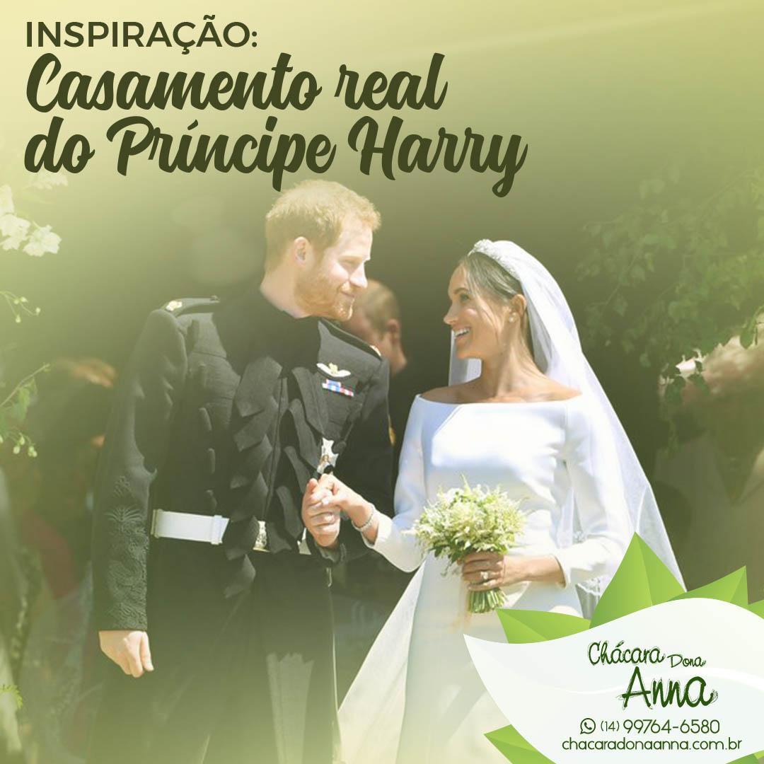 Inspiração: Casamento Real do Príncipe Harry 8