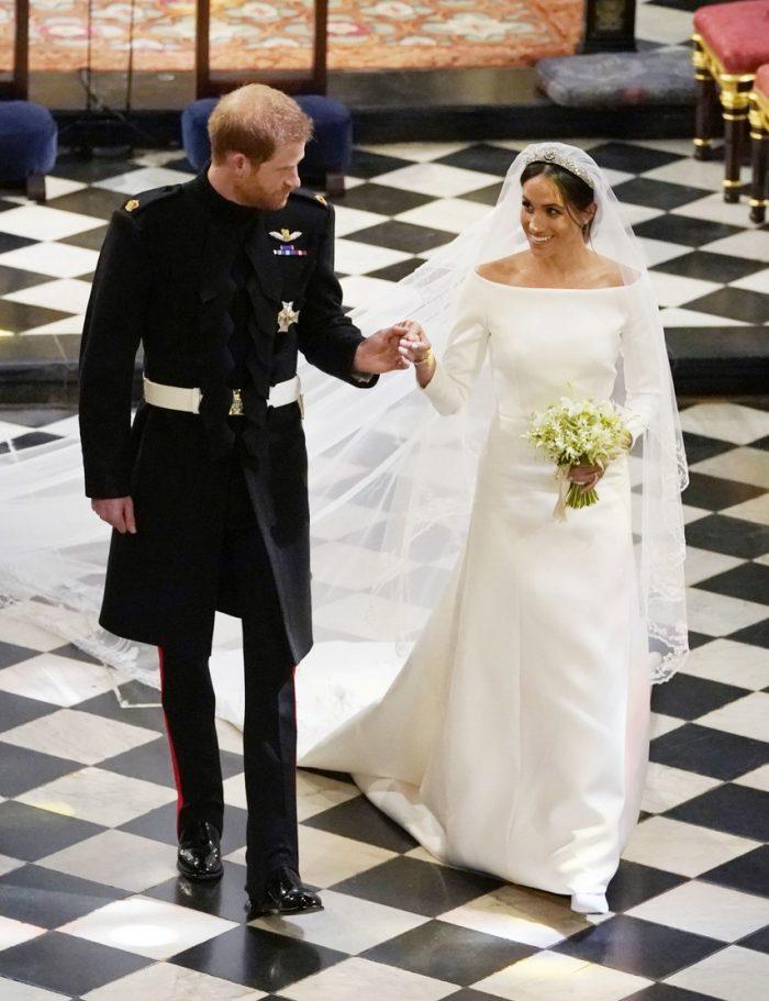 Inspiração: Casamento Real do Príncipe Harry 3
