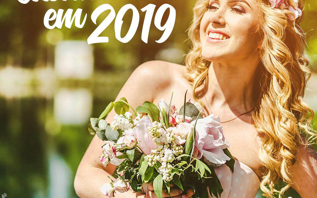 Tendências de Casamento Para 2019 2