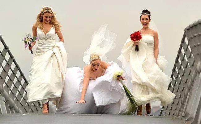 10 Fotos de Casamento Divertidas e Estranhas 3