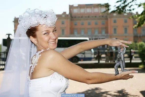 10 Fotos de Casamento Divertidas e Estranhas 4