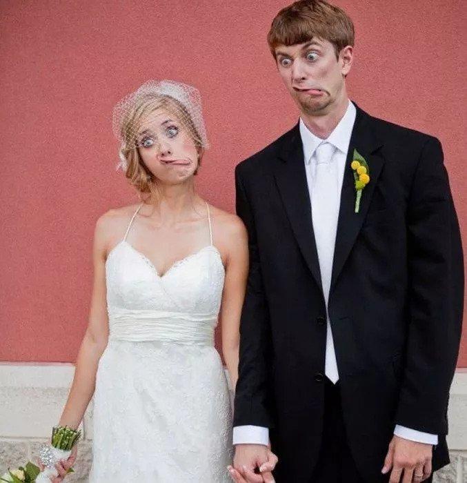 10 Fotos de Casamento Divertidas e Estranhas 8