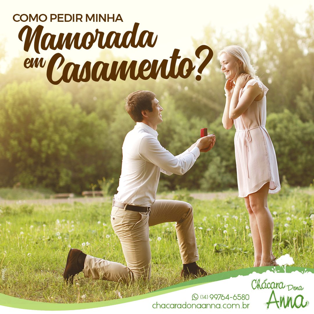 Como Pedir Minha Namorada em Casamento? 3