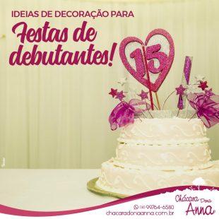 Ideias de Decoração Para Festas de Debutantes 24
