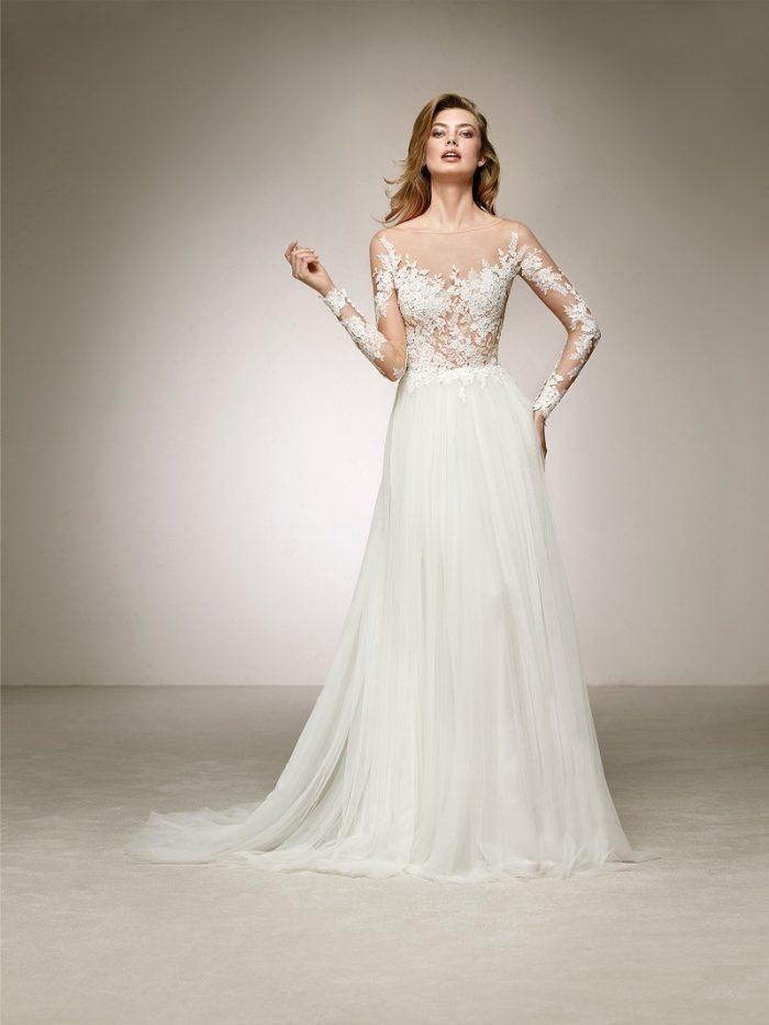 Vestidos para casamentos ao ar livre 1