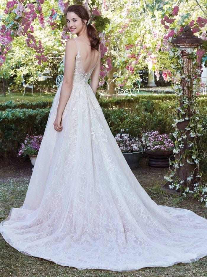 Vestidos para casamentos ao ar livre 10