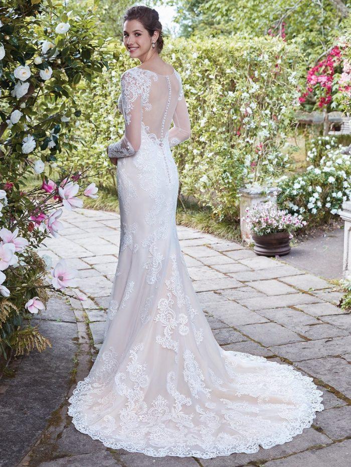Vestidos para casamentos ao ar livre 6