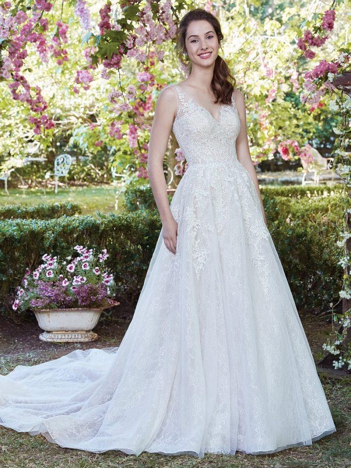 Vestidos para casamentos ao ar livre 9