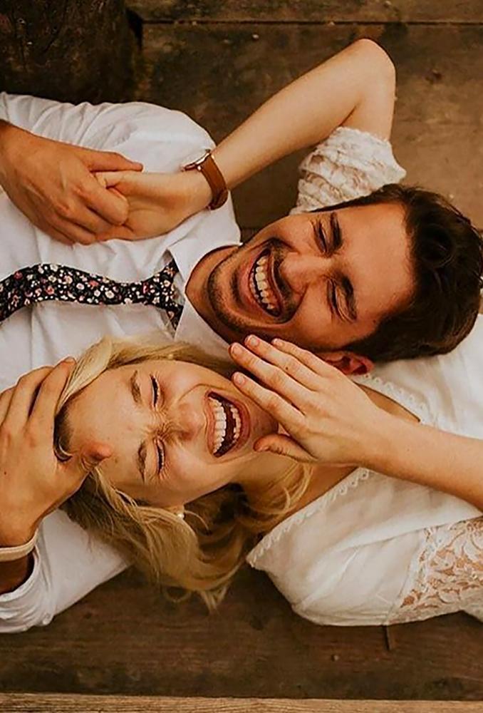 18 Ideias Criativas para Fotos de Casamento 4