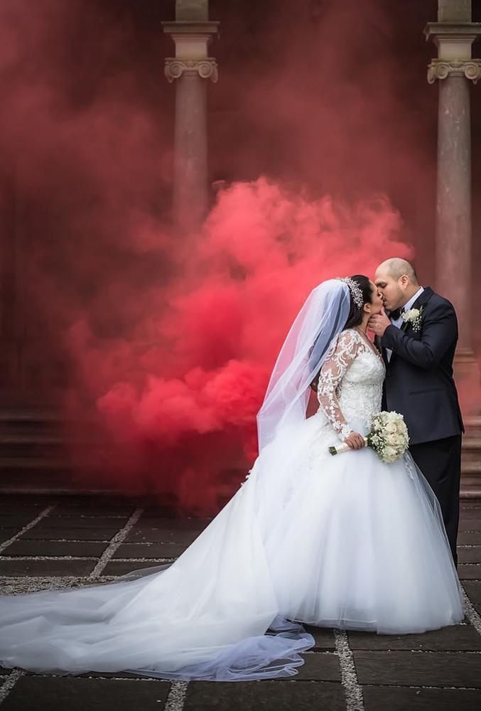 18 Ideias Criativas para Fotos de Casamento 19