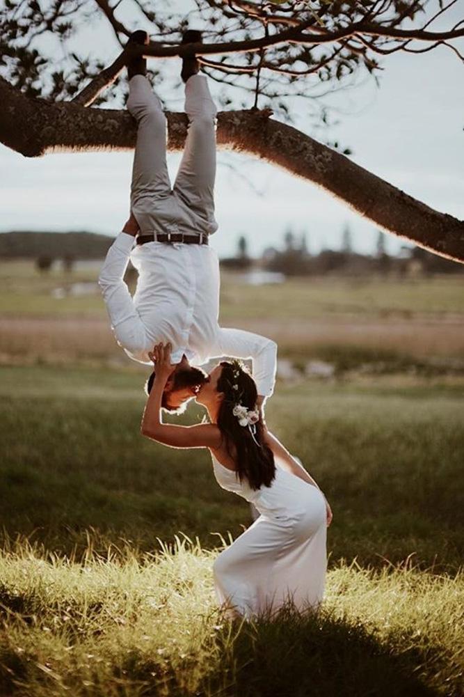 18 Ideias Criativas para Fotos de Casamento 20