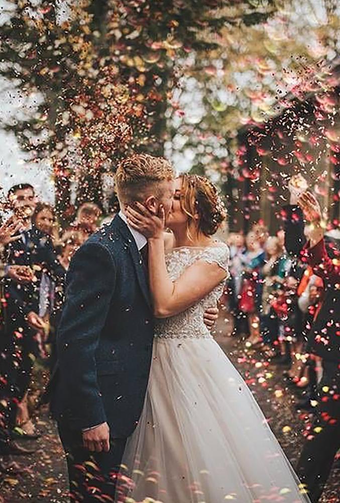 18 Ideias Criativas para Fotos de Casamento 5