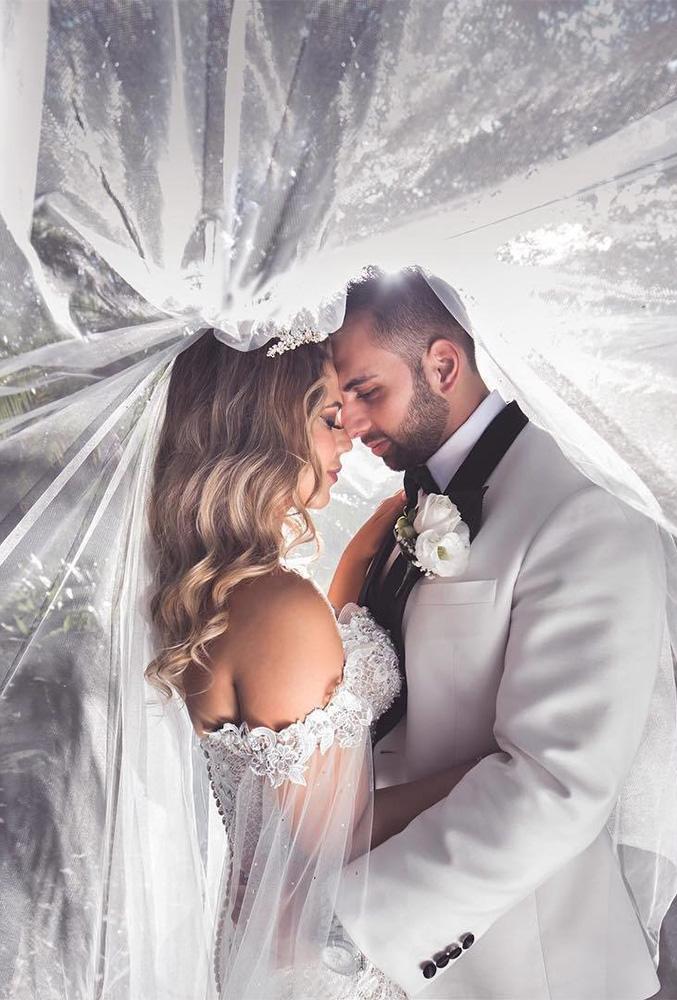 18 Ideias Criativas para Fotos de Casamento 10