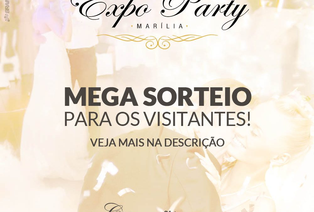 Mega Sorteio Expo Party 2019 2