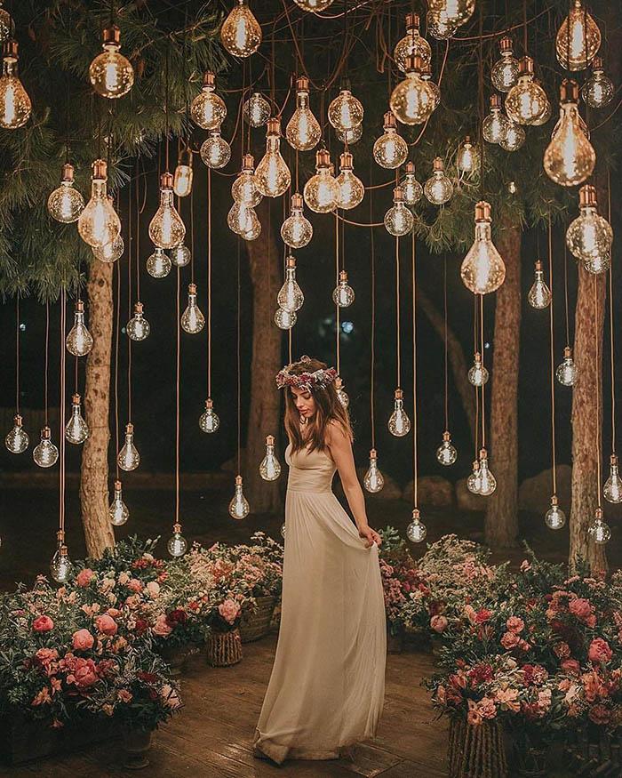 As Melhores Fotos Noturnas de Casamento 15
