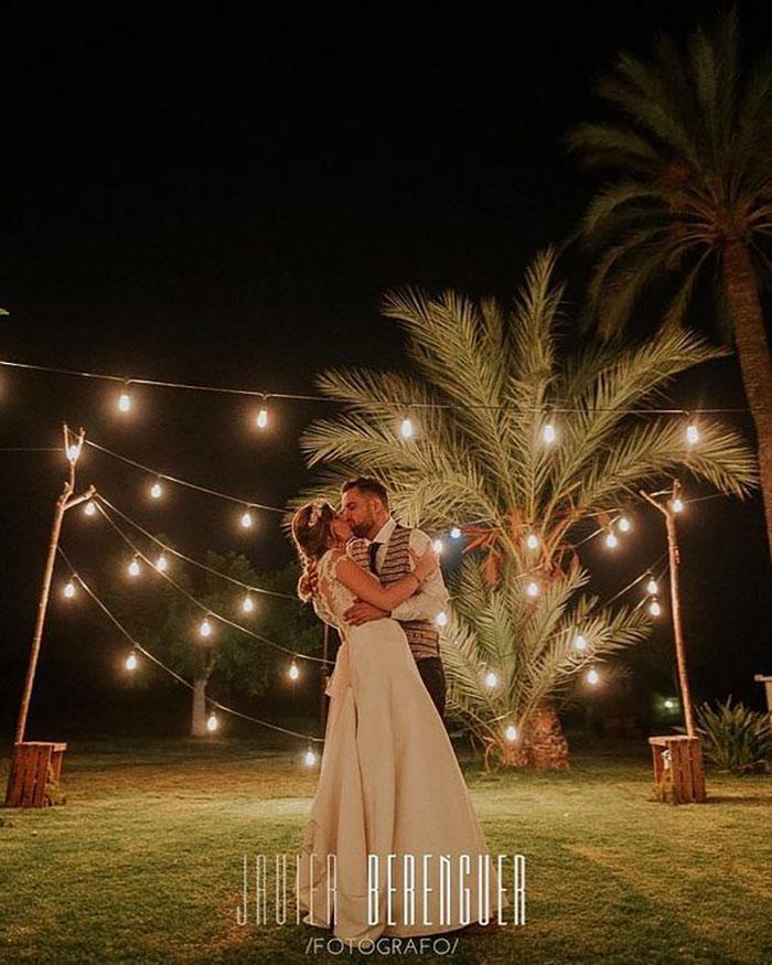As Melhores Fotos Noturnas de Casamento 5
