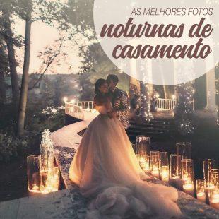 As Melhores Fotos Noturnas de Casamento 9