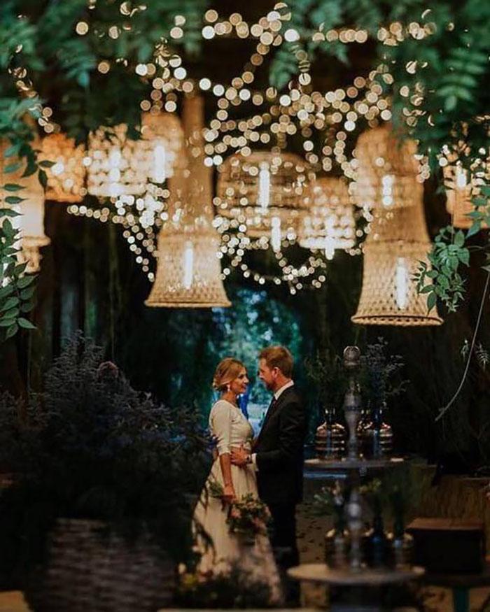 As Melhores Fotos Noturnas de Casamento 6