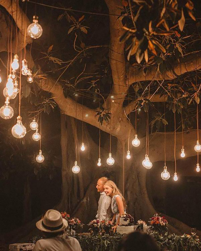 As Melhores Fotos Noturnas de Casamento 7