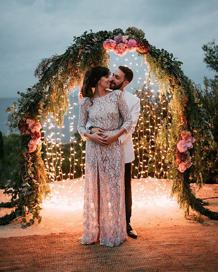 As Melhores Fotos Noturnas de Casamento 8