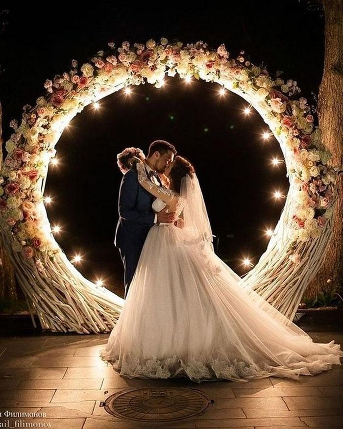 As Melhores Fotos Noturnas de Casamento 10