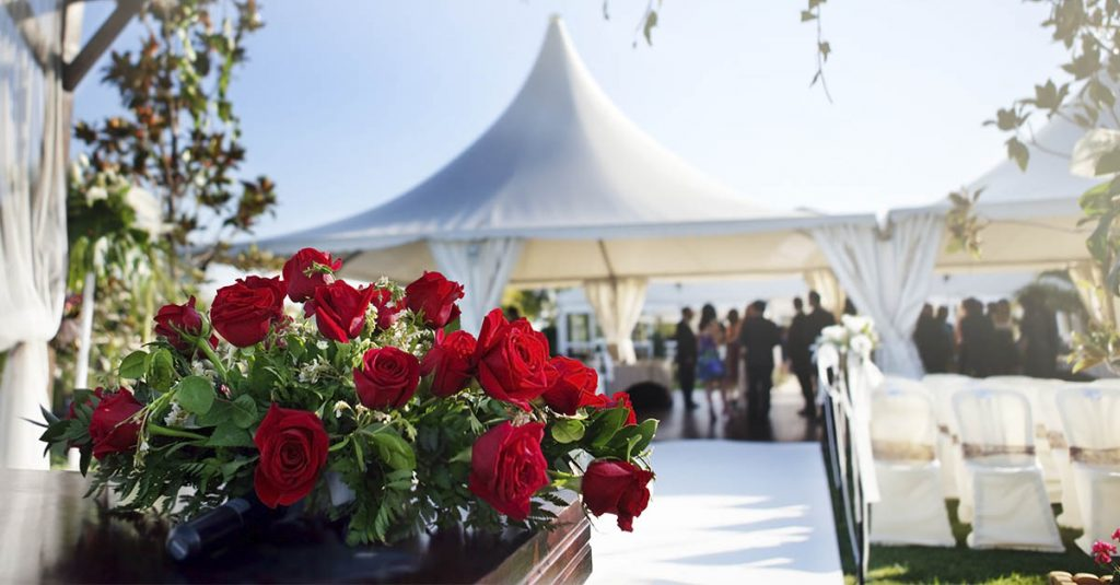 Vantagens de se Fazer o Casamento e a Festa no Mesmo Lugar