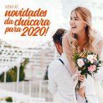 Novidades na Chácara Dona Anna 2020. Aguardem! 26