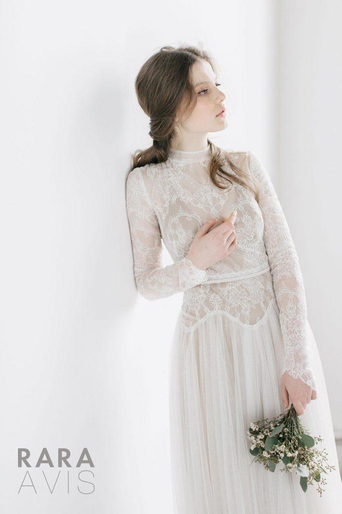 Casar ao Ar Livre: 9 Vestidos de Noiva Para te Inspirar! 5