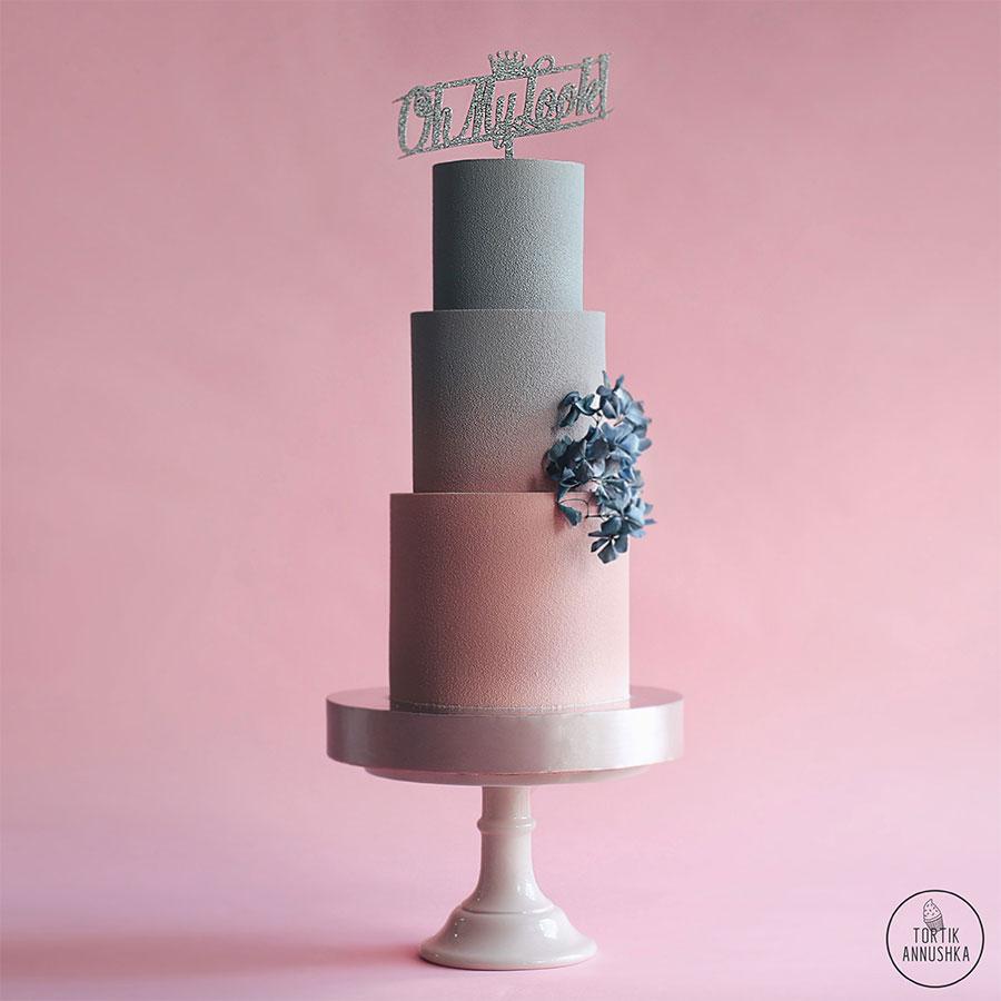 Decoração de Bolo de Casamento: 38 Ideias Para te Inspirar! 19