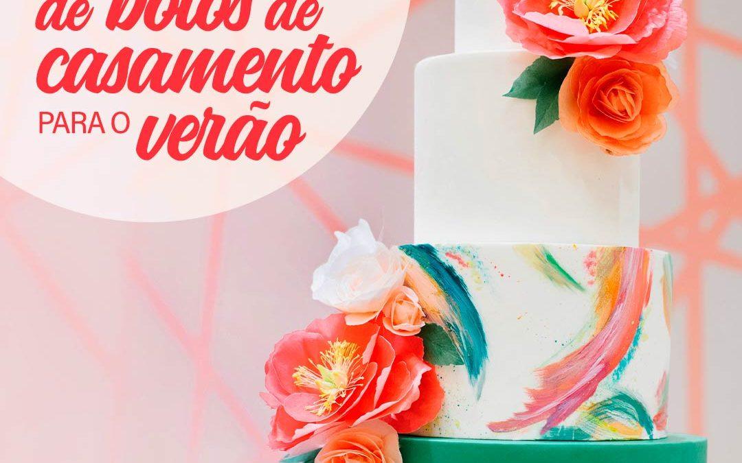 bolo tema verão