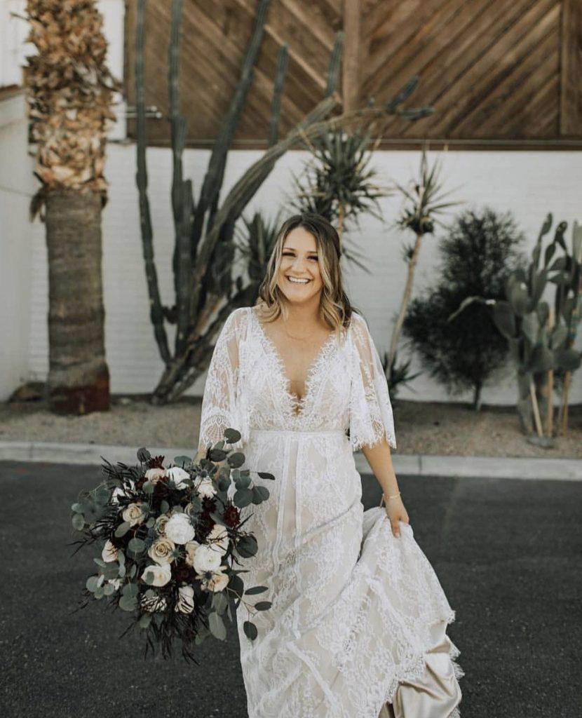 Casar ao Ar Livre: 9 Vestidos de Noiva Para te Inspirar! 8