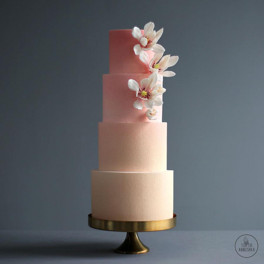 Decoração de Bolo de Casamento: 38 Ideias Para te Inspirar! 22