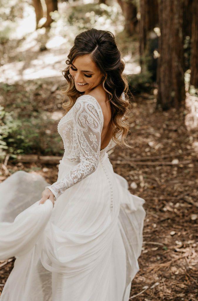 Casar ao Ar Livre: 9 Vestidos de Noiva Para te Inspirar! 7