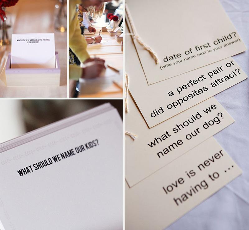 27 Ideias Criativas Para Casamento 8
