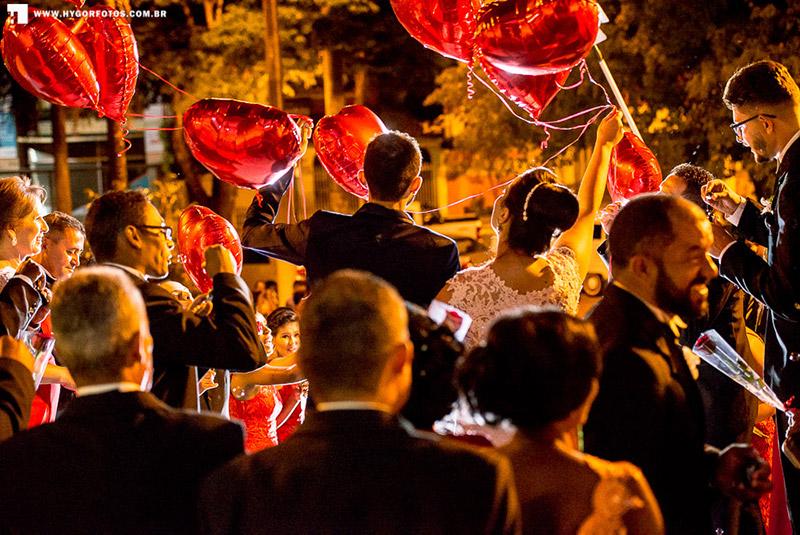 80 fotos de casamento à noite na Chácara Dona Anna! 42