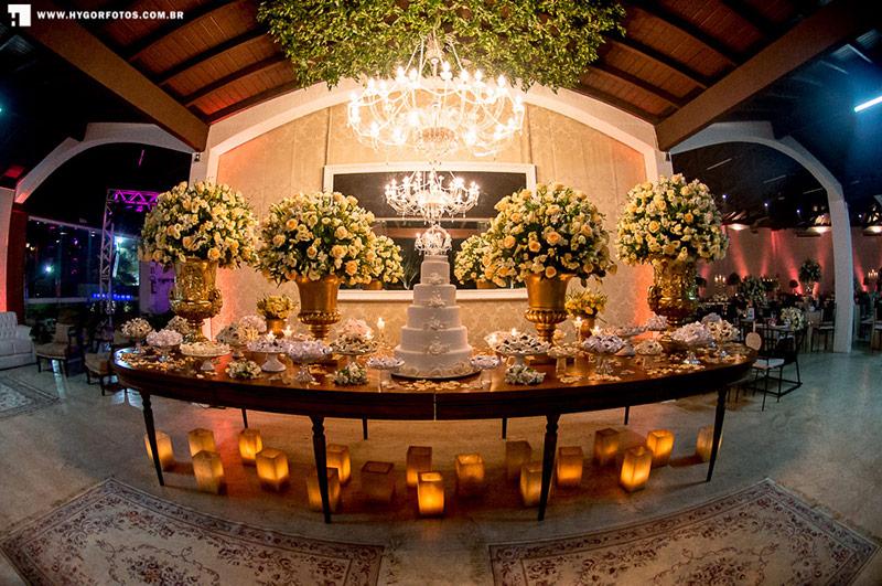 80 fotos de casamento à noite na Chácara Dona Anna! 43