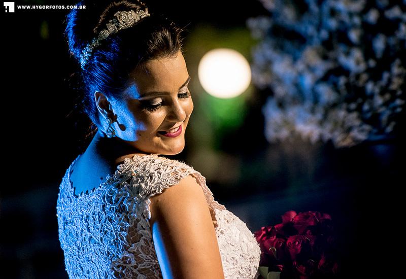 80 fotos de casamento à noite na Chácara Dona Anna! 45