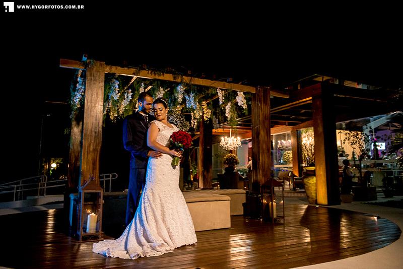 80 fotos de casamento à noite na Chácara Dona Anna! 46