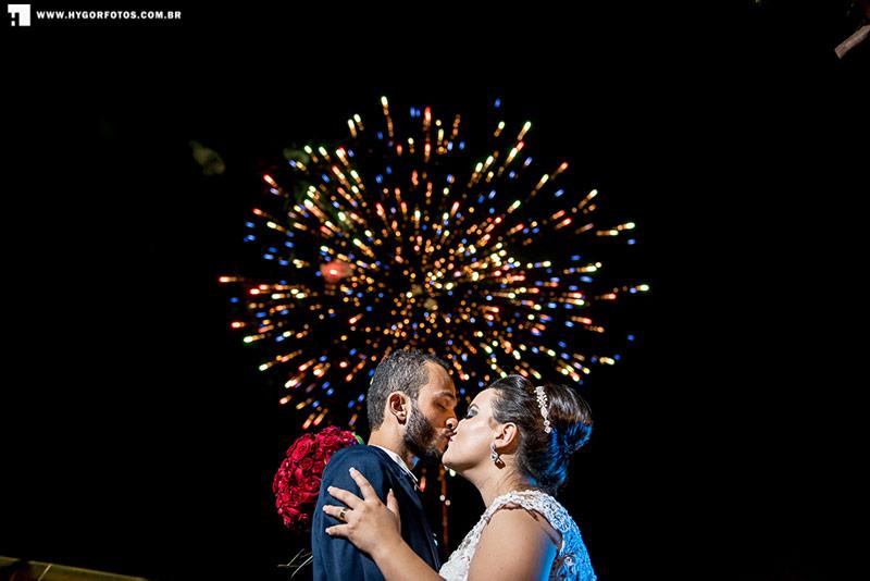 80 fotos de casamento à noite na Chácara Dona Anna! 47