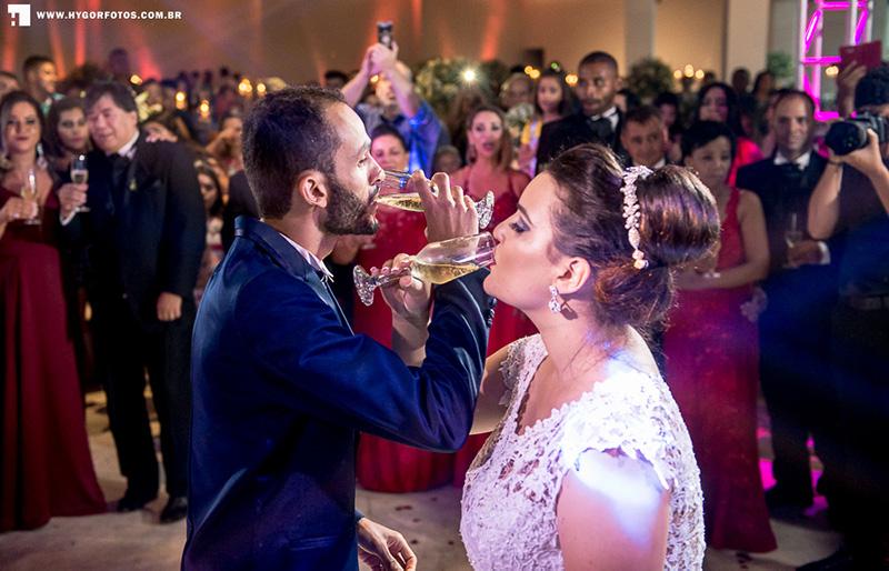 80 fotos de casamento à noite na Chácara Dona Anna! 49