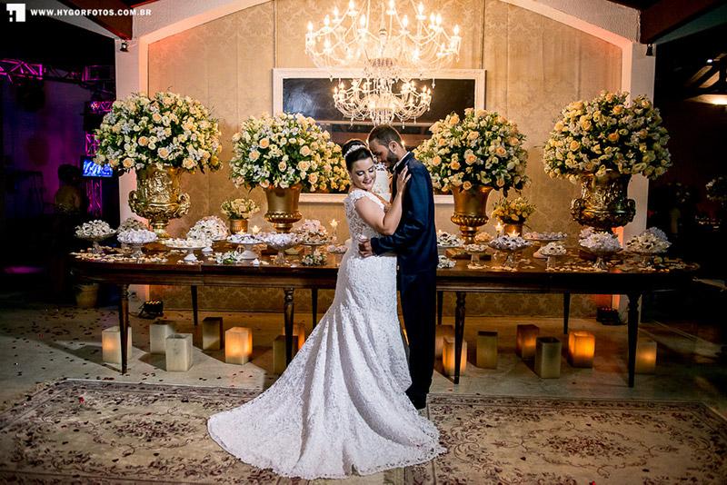 80 fotos de casamento à noite na Chácara Dona Anna! 54
