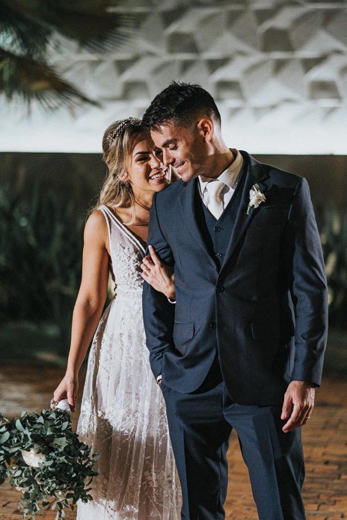 80 fotos de casamento à noite na Chácara Dona Anna! 55