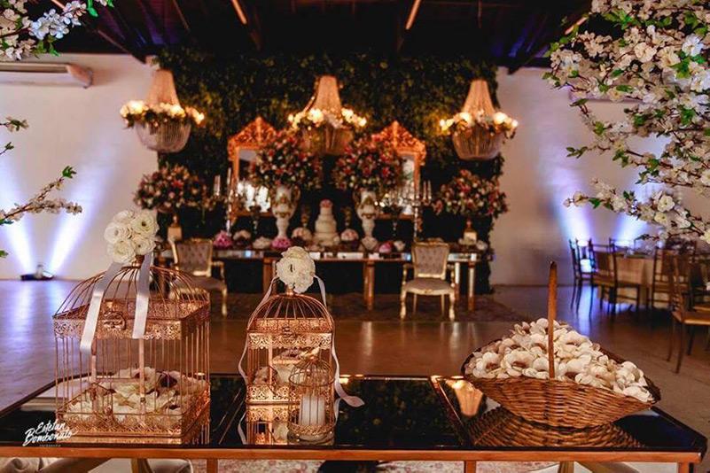 80 fotos de casamento à noite na Chácara Dona Anna! 19