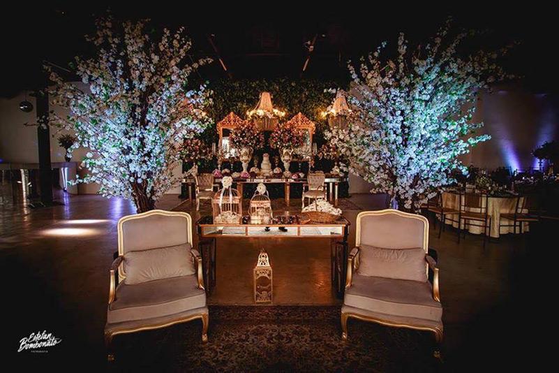 80 fotos de casamento à noite na Chácara Dona Anna! 20