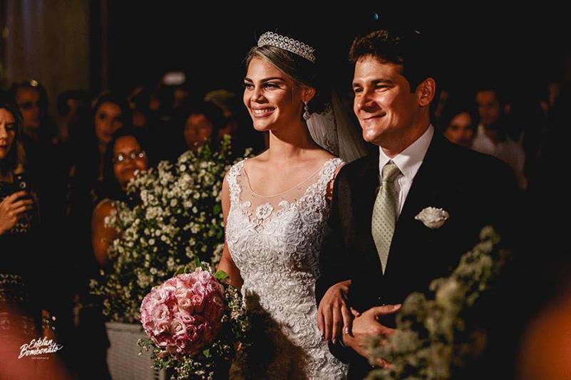 80 fotos de casamento à noite na Chácara Dona Anna! 22