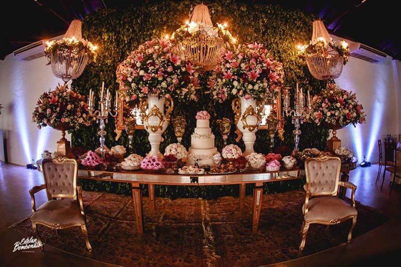 80 fotos de casamento à noite na Chácara Dona Anna! 24
